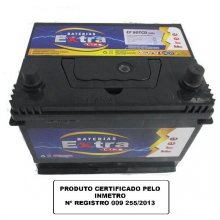 BAT EXTRA FREE 080 AH D CX ALT