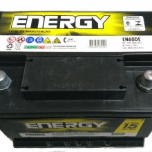 BAT ENERGY 060 AH E 15 M CX BX