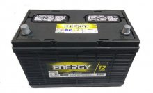 BAT ENERGY 100 AH E 12 M